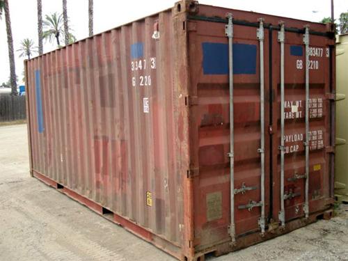 Un conteneur achetez votre container ici le meilleur for Prix de container