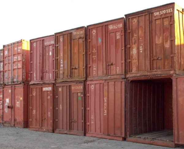 container 23